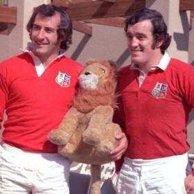 British and Irish Lions Trikot 70er Jahre