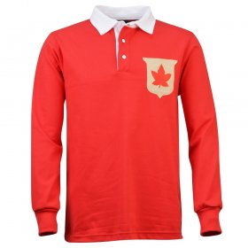 Canada 1902 Retro Rugby Trikot